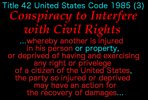 Conspiracy to Interfere w Civil Rights 6