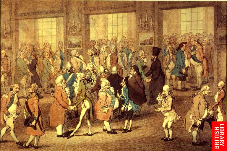 Cornwallis & the sychophants