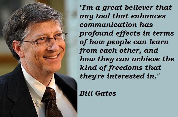 bill gates enhance freedom