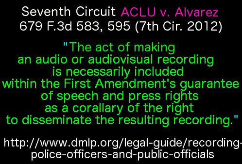 Filming Court Officials 4